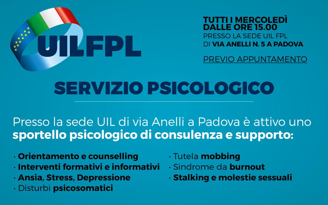 Servizio Psicologico UILFPL