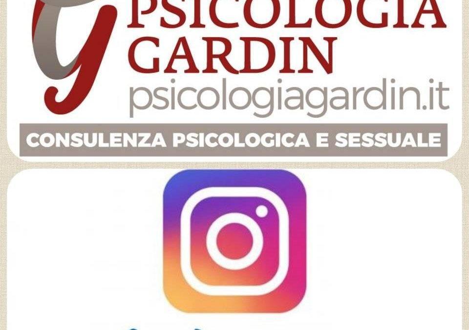 Psicologia Sessuologia Gardin approda su Instagram