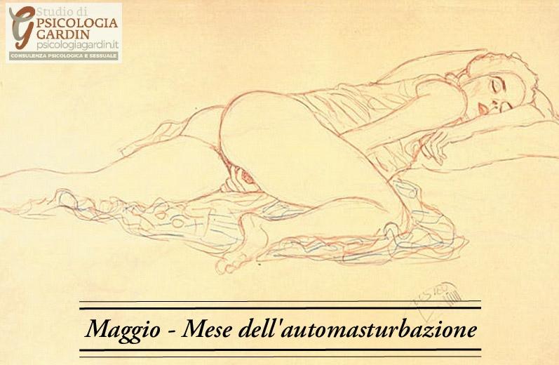 Maggio, mese dell'automasturbazione. I benefici dell'autoerotismo.